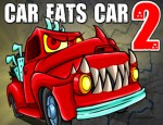 لعبة السيارة آكلة السيارات